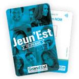 Avec la carte Jeun'Est, ma place de cinéma à 1 €uro !