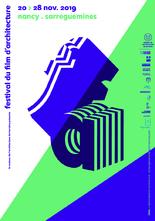 Festival du Film d'Architecture  - séance délocalisée - Jeudi 21 Novembre à 20h00
