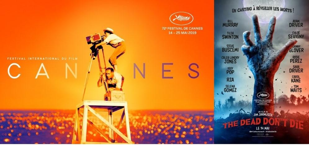 2b2b736c4d6 Retransmission en direct de la soirée d ouverture du Festival de Cannes  Mardi 14 Mai à partir de 19h30